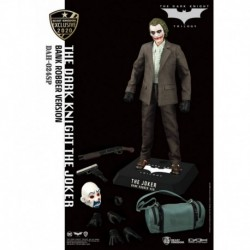 Figura Dc The Dark Knight The Joker Bank Robber Version