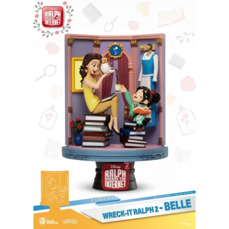 Figura Disney-Wreck-It Ralph 2 - Belle