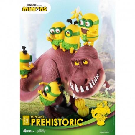 Figura Minions D-Stage Prehistoric
