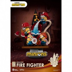 Figura Minions Fire Fighter