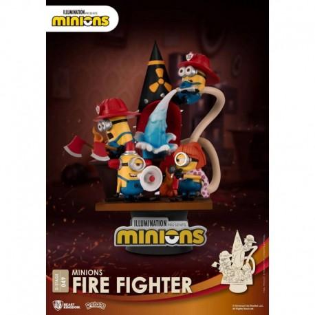 Figura Minions Fire Fighter