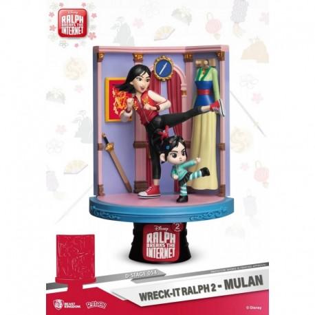 Figura Disney Wreck-It Ralph 2 - Mulan
