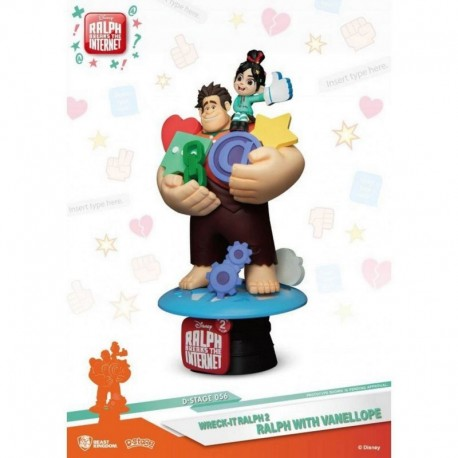 Figura Disney Wreck-It Ralph 2 - Ralph With Vanellope