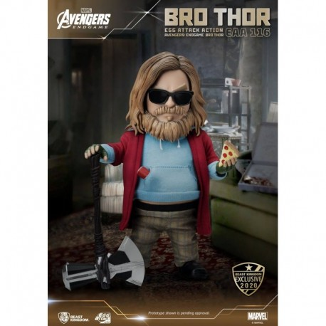 Figura Marvel Avengers Endgame Thor Casual Suit Version