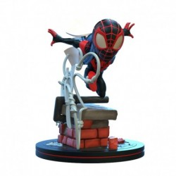 Figura Qfig Elite Marvel Spiderman Miles Morales
