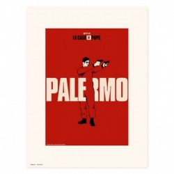 Print 30X40 Cm Palermo