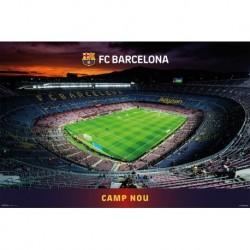 Poster Fc Barcelona Camp Nou