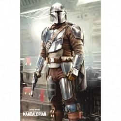 Poster Star Wars The Mandalorian This Is The Way