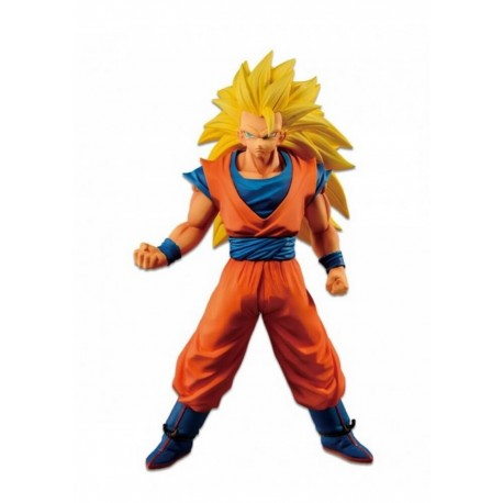 Figura Ichibansho Dragon Ball Super Saiyan 3 Son Goku