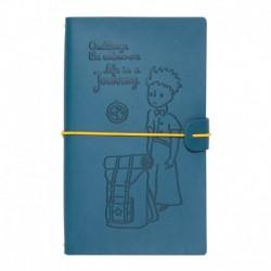 Cuaderno De Viaje Tapa Cuero El Principito