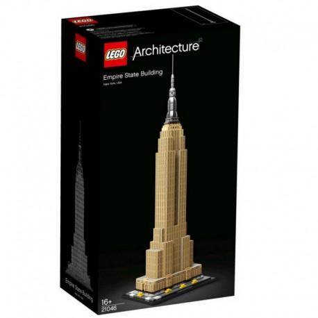 Lego Architecture Edificio Empire State