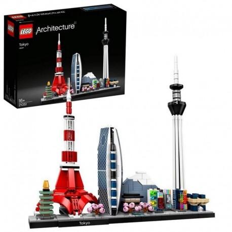 Lego Architecture Tokio