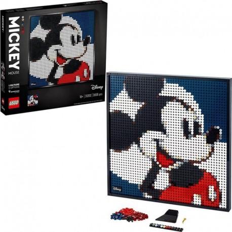 Lego Art Disney Mickey Mouse