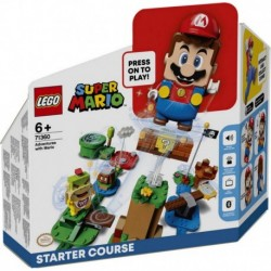 Lego Nintendo Super Mario Bros Aventuras Con Mario