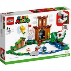 Lego Nintendo Super Mario Bros Fortaleza Acorazada