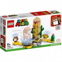 Lego Nintendo Super Mario Bros Pokey Del Desierto