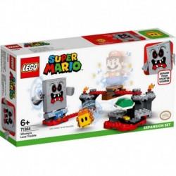 Lego Nintendo Super Mario Bros Lava Letal De Roco
