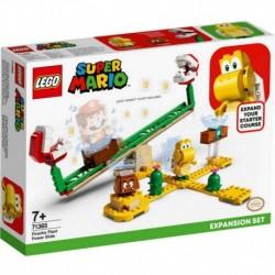 Lego Nintendo Super Mario Bros Superderrape De La Planta Piraña