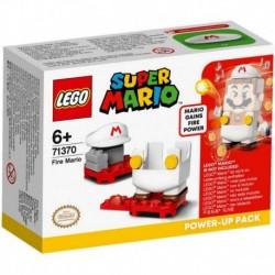 Lego Nintendo Super Mario Bros Mario De Fuego