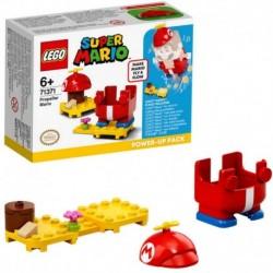 Lego Nintendo Super Mario Bros Mario Helicoptero