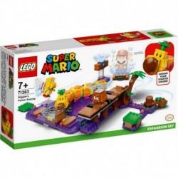 Lego Nintendo Super Mario Bros Pantano Venenoso De La Floruga V29