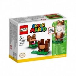 Lego Nintendo Super Mario Bros Mario Tanuki V29