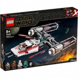 Lego Star Wars Caza Estelar Ala-Y De La Resistencia