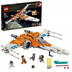 Lego Star Wars Caza Ala-X De Poe Dameron