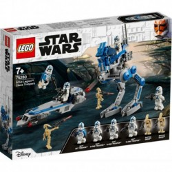 Lego Star Wars Soldados Clon De La Legion 501