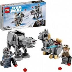 Lego Star Wars Microfighters: At-At Vs Tauntaun