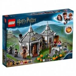 Lego Harry Potter Cabaña De Hagrid: Rescate De Buckbeak