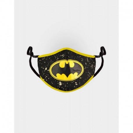 Mascarilla Ajustable Dc Comics Batman