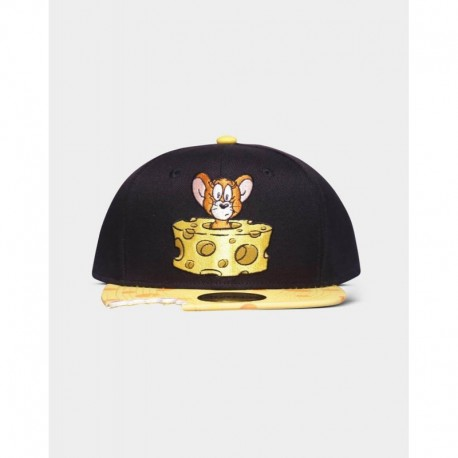 Gorra Tom & Jerry Queso