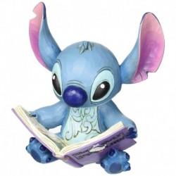 Figura Disney Lilo Y Stitch Con Libro