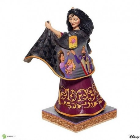 Figura Disney Rapunzel Madre Gothel