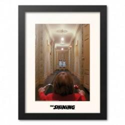 Print Enmarcado 30X40 Cm The Shining Viñeta Gemela