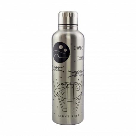 Botella Acero Inoxidable Star Wars Premium