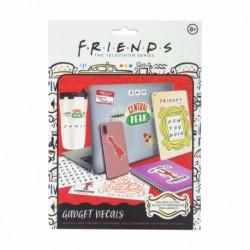 Pegatina Friends Gadgets
