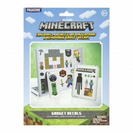 Pegatina Minecraft Gadgets