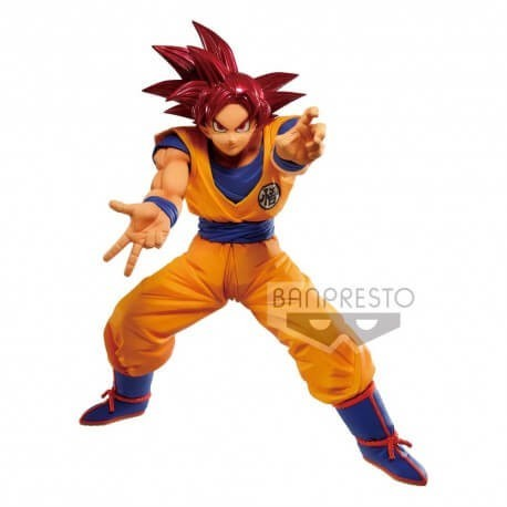 Figura Dragon Ball Super Maximatic The Son Goku V