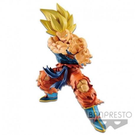 Figura Dragon Ball Son Goku Super Saiyan Onda Vital
