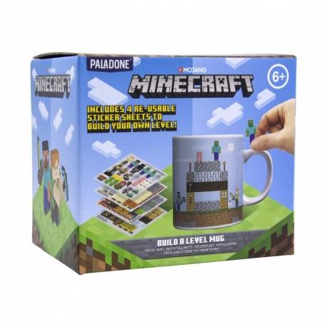 Taza Minecraft Construye Tu Nivel