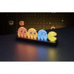 Lampara Pac Man Comecocos Y Fantasmas