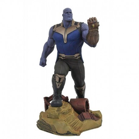 Figura Marvel Gallery Los Vengadores Thanos