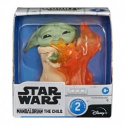 Figura Star Wars The Child Detener El Fuego The Mandalorian Coleccion Bounty