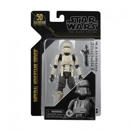 Figura Star Wars Black Series Imperial Hoovertank Driver