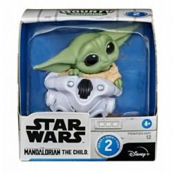 Figura Star Wars The Child Casco The Mandalorian Coleccion Bounty