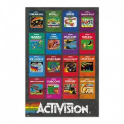 Poster Activision Game Covers