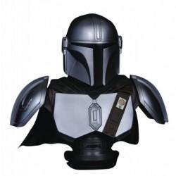 Figura Busto Star Wars Mandalorian Mk Iv