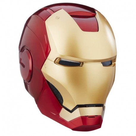 Casco Electronico Marvel Iron Man